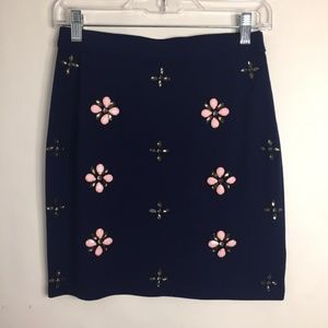 TOBI | NWT Embellished Mini Skirt | 0022